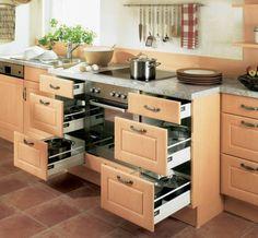 Ikea Kitchen Storage Ideas: Extra Space for Small Kitchens