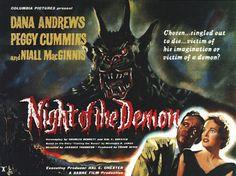 Night of the Demon (1957), de Jacques Tourneur