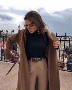 beautiful autumn outfits - find the most beautiful outfits for your autumn look . - beautiful autumn outfits – find the most beautiful outfits for your autumn look. Winter Outfits For Teen Girls, Winter Fashion Outfits, Look Fashion, Fall Outfits, Autumn Fashion, Classy Fashion, Classy Winter Outfits, Fashion Women, Vintage Winter Fashion