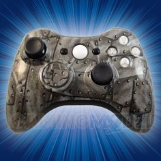 Steel Plated Xbox 360 Modded Controller is a perfect gift for a special gamer in your life! All of http://www.gamingmodz.com Xbox 360 modded controllers are compatible with every major game on the market today. If you decide to get one of our Xbox 360 or Playstation 3 modded controllers, your gaming experience will increase, overall performance will rise and it will allow you to compete against more experienced players.