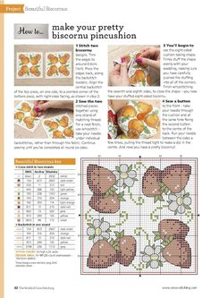 Pins And Needles (Amanda Gregory) From The World of Cross Stitching N°244 August 2016  4 of 4