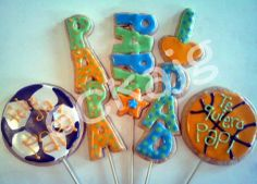 galletas dia del padre