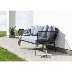 Dayton Lounge soffa Outdoor Sofa, Outdoor Furniture, Outdoor Decor, Lounge Sofa, Balcony, Home Decor, Garden, Terrace, Decoration Home