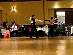 Dancing a La Carte 2009 Silver American Waltz