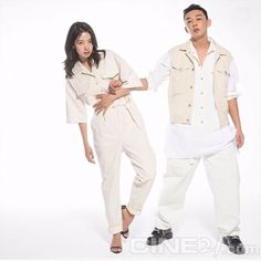 Yoo Ah In and Park Shin Hye Dress Comfortably for Summer and Fighting Zombies in Cine21 Spread Promoting K-movie #Alive | A Koala's Playground Park Shin Hye, Lee Bo Young, Kbs Drama, Yoo Ah In, Zombie Movies, Diane Lane, Alyson Hannigan, Matthew Mcconaughey, Movies