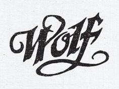 #typography #metal #handmade