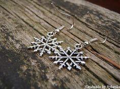Rybenka / Snehové vločky Jewelry, Jewlery, Jewerly, Schmuck, Jewels, Jewelery, Fine Jewelry, Jewel, Jewelry Accessories