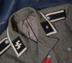 Waffen-SS Tunic| M42 | SS-Unterscharführer