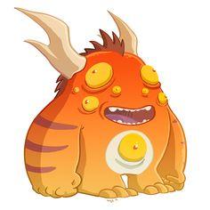 Monsters! on Behance