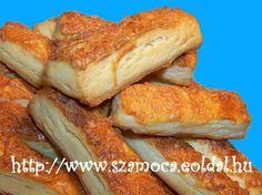 Kép Hungarian Cuisine, Hungarian Recipes, Hungarian Cookies, Hungary, Rum, French Toast, Foods, Breakfast, Kitchen
