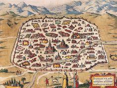Damascus siglo XVI