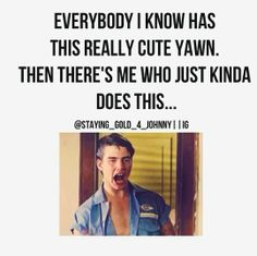 the outsiders funny quotes The Outsiders Steve, The Outsiders Quotes, The Outsiders Cast, The Outsiders Imagines, Dallas Memes, Lets Do It, Let It Be, Aesthetic Memes, Dirty Dancing