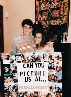 Proposal Ideas for guys i swear guys r so creative when they have the pressure of being creative on them. i swear guys r so creative when they have the pressure of being creative on them lmaooo The Beast, Cute Relationship Goals, Cute Relationships, Relationship Texts, Life Goals, Creative Prom Proposal Ideas, Prom Ideas, Cute Hoco Ideas, Cheerleading