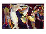 Fine Art: Abstract: Dances  1914/15: Arthur Bowen Davies