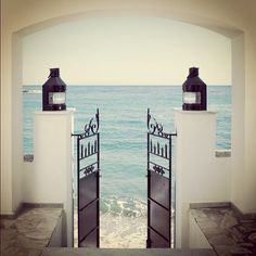 Gates to paradise Chios Greece, Beyond The Border, Costa, Greek Islands, Oh The Places You'll Go, Planet Earth, The Good Place, Around The Worlds, Architecture