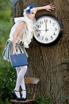 Alice in Wonderland Photoshoot ideas