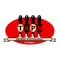 TAPS Restaurant Logo Vector Download