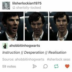I'm super johnlock but honestly if they made this canon I would b okay wit that... but johnlock...