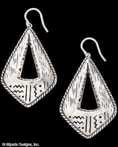 Taos Earrings, Earrings - Silpada Designs
