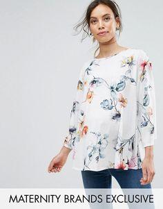5e2d23c06e2fe7 Get this Bluebelle Maternity s kimono now! Click for more details.  Worldwide shipping. Bluebelle