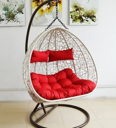 Best Of Egg Shaped Swinging Chair