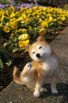もう一度「うちのこ」に会いたい。羊毛フェルト作家・中山みどりさんの癒しの動物フェルトアート
