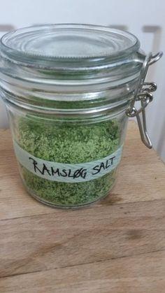 Stefanies univers : Urtesalt / ramsløgsalt.... No Salt Recipes, Paleo Recipes, Pesto Dip, Dressing, Chutney, Food Inspiration, Tapas, Cravings, Avocado