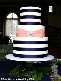 1000 ideas about marine wedding cakes on pinterest. Black Bedroom Furniture Sets. Home Design Ideas