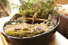Zen: aprenda a fazer um jardim com fonte para renovar as energias - Casa e Decoração - UOL Mulher