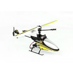 Xieda 9958 Micro RC Helicopter with Gyro 4-Ch 2.4Ghz