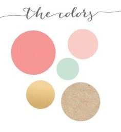 THESE ARE MY COLORS!!!  (its also kinda fun that the couple i am stealing the color palette from got married the day we got engaged ♥️)