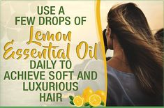 15 Fresh and Exciting Reasons For Keeping Lemon Essential Oil In Your Pantry At All Times - Live Love Zen Lemon Essential Oil Benefits, Essential Oil Uses, Doterra Oils, Doterra Blends, Essential Oils For Babies, Hair Care Brands, Eucalyptus Essential Oil, Hair Restoration, Deep Conditioner