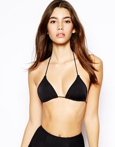 ASOS Mix and Match Micro Brazilian Triangle Bikini Top