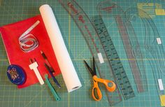 Getting Started in Pattern Drafting: How to Make a Dress Pattern