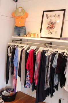 Taim Boutique, Laguna Beach Laguna Beach, Orange County, Wardrobe Rack, Goal, Organization, Boutique, Storage, Furniture, Home Decor
