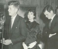 Jack, Jackie and Ted  // The Camelot that Kennedy Built