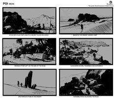 Assassin's Creed Origins, Martin Deschambault on ArtStation at https://www.artstation.com/artwork/dDZOe
