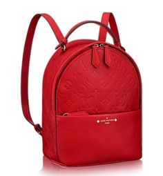 Louis Vuitton Backpacks Louis Vuitton Sorbonne backpack arrives soon 4 Mochila Louis Vuitton, Louis Vuitton Backpack, Louis Vuitton Handbags, Red Backpack, Backpack Travel Bag, Rucksack Backpack, Urban Bags, Handbags On Sale, Women's Handbags
