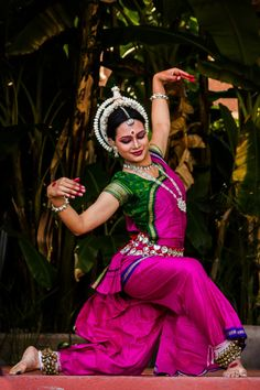 Odissi Dance by Rahul Khandelwal A classical dance style originating from Orissa, India