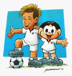 Neymar Jr, Bambi Disney, Some Fun, Graphic Art, Pin Up, Illustration Art, Soccer, Football, Comics