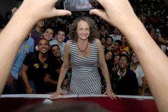 Blogueiro petista Breno Altman - editor do Opera Mundi e da Revista Samuel colunista do Brasil 247 - sugere assassinato de Luciana Genro e causa revolta nas redes sociais