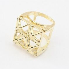 #anajeffrey.com           #ring                     #Pyramids #ring           Pyramids ring                                       http://www.seapai.com/product.aspx?PID=501510
