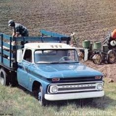 Farm Trucks Ford And Trucks On Pinterest