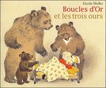"""Boucle d'or et les trois Ours"" par Gerda Muller Big Daddy Bear, Traditional Stories, Traditional Tales, Goldilocks And The Three Bears, Wooden Baby Toys, Natural Toys, Toy Craft, Waldorf Dolls, Classic Toys"
