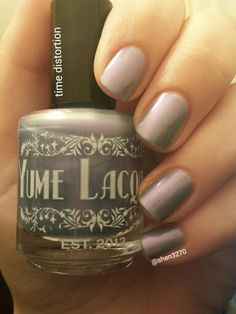 Yume Lacquer 2 coats - Time Distortion