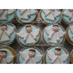 Cupcake Batizado R$ 6.5