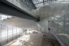 fuksas new rome eur convention centre and hotel the cloud italy designboom