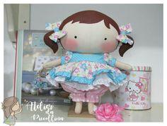 Boneca Tilda......(love, love!!)....