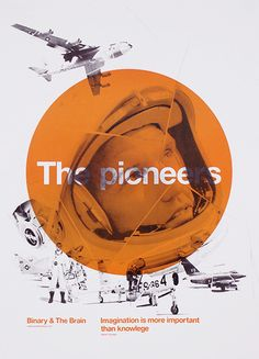 the pioneers // binary & the brain