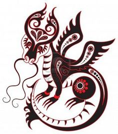 year of the dragon tattoos | last sunday my husband and i entertained a group of